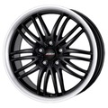 Alutec 8,5x19/5x112 ET40 D70,1 BlackSun Racing Black Lip Polished
